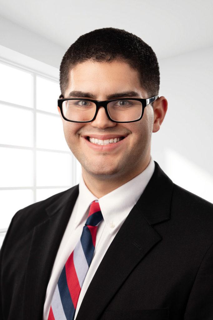 Portrait of Attorney Alexander G. Cardenas